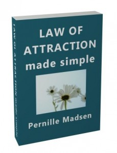 EBook - Law of Attraction made simple by Pernille Madsen